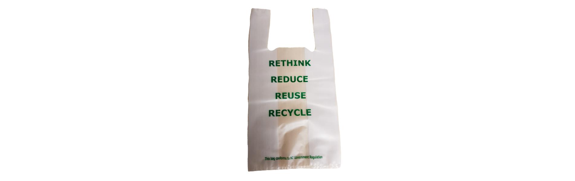 Singlet Bags - Meets NZ Govt Regulations