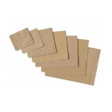 Paper Bag - Brown Flat #  4          210mm x 240mm 1000/Pack