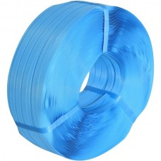 Strapping Hand Roll Blue 19mm x 1000m PP  220KG-BS