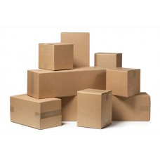 Carton - No 1        250mm x 250mm x 200mm         20/Pack