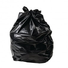 Bin Liner Black 120L 500x425x1200 50/Pack 300/Carton