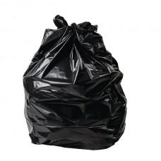 Bin Liner Black 200L 520x370x1330 44Gal  50/Pack 150/Carton