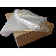 Bin Liner Clear  600x500x1250 30mu (OBL) 25/Pack 200/Carton
