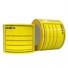 Label - Deliver To   96mm x 125mm 400/Roll