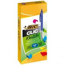 BIC Click 2000 Pen Blue 10/Box