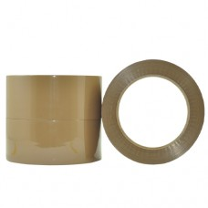 Tape - S101B Low Noise 48mm x 100m Brown 6/Pack 36/Carton