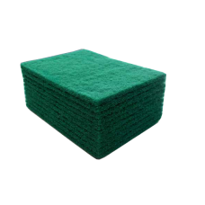 Scouring Pads - Green 10/Pack