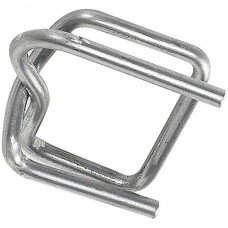 Strapping Buckles Metal 19CB for PP Strap  ( **100/Pack** )