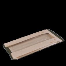 Paper Bag - Window Cobb Loaf Bread Bag 500/Carton